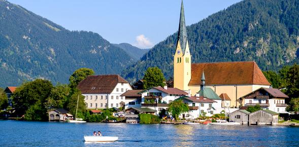 Ferienhaus am Tegernsee
